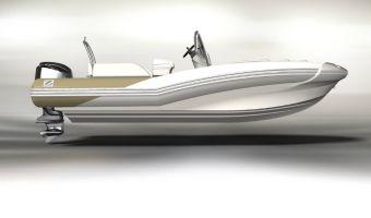 Резиновая и надувная лодка Zodiac N-zo 680 для продажи