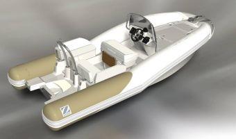 Резиновая и надувная лодка Zodiac N-zo 600 для продажи