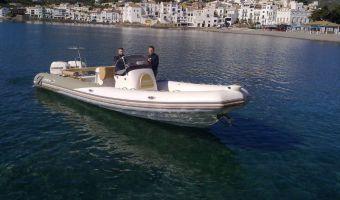 RIB et bateau gonflable Zodiac Medline 850 à vendre