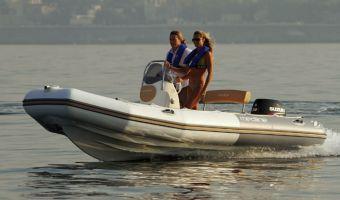 Резиновая и надувная лодка Zodiac Medline 500 для продажи