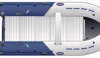 Резиновая и надувная лодка Zodiac Zoom Sp 450 Alu для продажи