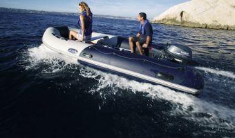 Резиновая и надувная лодка Zodiac Zoom Sp 400 Alu для продажи