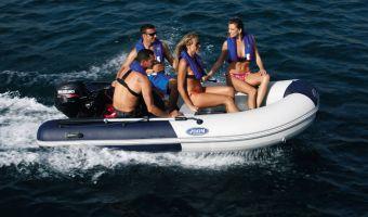 RIB en opblaasboot Zodiac Zoom Sp 350 Alu eladó