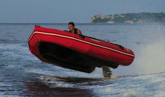 RIB en opblaasboot Zodiac Futura Mark Iii Alu eladó
