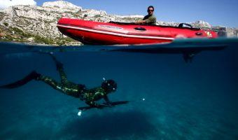RIB et bateau gonflable Zodiac Futura Mark Ii C Fr à vendre
