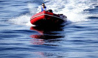 RIB en opblaasboot Zodiac Futura Mark Ii C Alu eladó