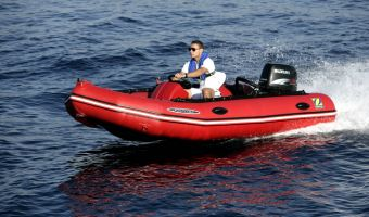 RIB en opblaasboot Zodiac Futura Mark Ii Alu eladó