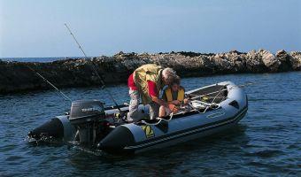 RIB en opblaasboot Zodiac Classic Mark Ii Solid eladó