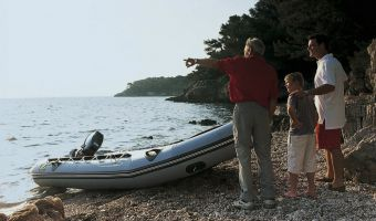 RIB et bateau gonflable Zodiac Classic Mark Ii C Alu à vendre