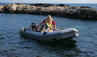 RIB en opblaasboot Zodiac Classic Mark Ii Alu eladó