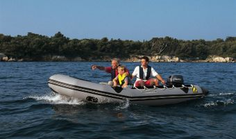RIB en opblaasboot Zodiac Classic Mark I Solid eladó