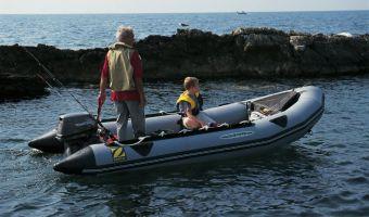 RIB en opblaasboot Zodiac Classic Mark I Alu eladó