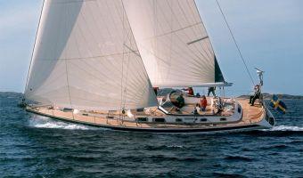 Voilier Hallberg-rassy 62 à vendre