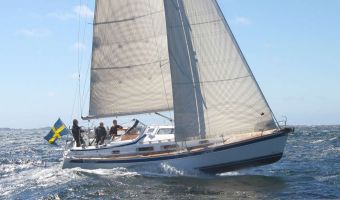 Barca a vela Hallberg-rassy 372 in vendita