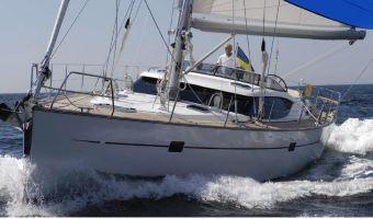 Sejl Yacht Najad 570 Cc til salg