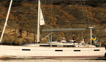 Sejl Yacht Najad 505 Cc til salg