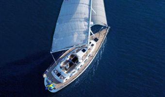 Sejl Yacht Najad 440 Cc til salg