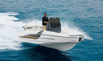 Motoryacht Beneteau Flyer 5.5 Spacedeck zu verkaufen