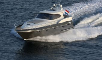 Motor Yacht Atlantic Twin Deck 56 til salg