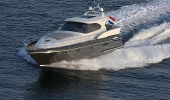 Motor Yacht Atlantic Twin Deck 56 for sale