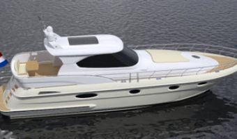 Bateau à moteur Atlantic Twin Deck 56 à vendre