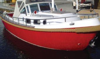 Motoryacht Baarsma Vlet 780 zu verkaufen
