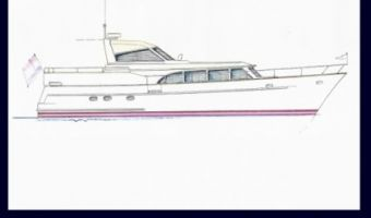 Motor Yacht Custom Line 1350 for sale