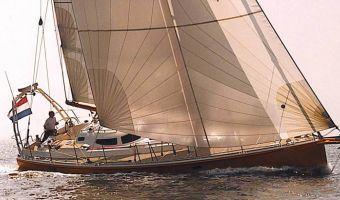 Sailing Yacht Atlantic 51 for sale