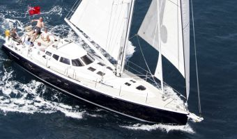 Sailing Yacht Atlantic 48 for sale