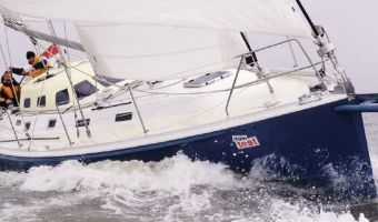 Sailing Yacht Atlantic 38 for sale
