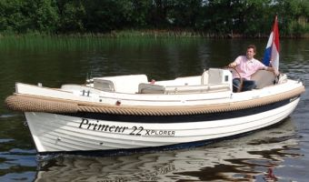 Tender Interboat 22 Xplorer in vendita