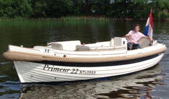 Tender Interboat 22 Xplorer in vendita