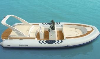 RIB und Schlauchboot Empress 900 zu verkaufen