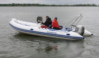 RIB et bateau gonflable Empress 600 à vendre