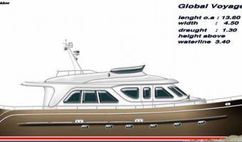 Bateau à moteur Aquanaut Global Voyager 1350 à vendre