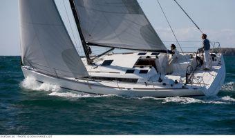 Sejl Yacht Dufour 36 Performance til salg