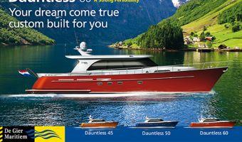 Bateau à moteur Dauntless 60 à vendre