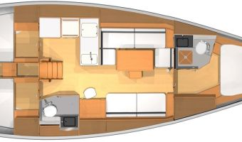 Sejl Yacht Dufour 40e Performance til salg
