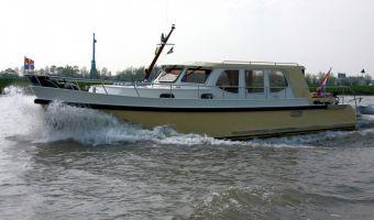 Motor Yacht Crown Keyzer 40 Salon Ok til salg