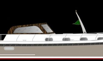 Motor Yacht Crown Keyzer 42 Cabriolet til salg