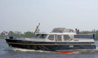 Motor Yacht Crown Keyzer 40 Salon Ak til salg