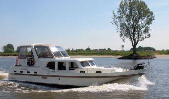 Motor Yacht Crown Keyzer 42 Salon Ak til salg