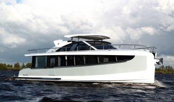 Моторная яхта Steeler Panorama Flatfloor 46 для продажи