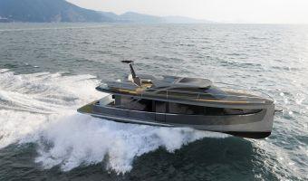 Моторная яхта Steeler Panorama Flatfloor 53 для продажи