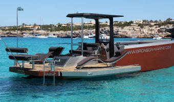 Моторная яхта Bronson 36 Islander для продажи