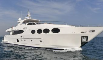 Моторная яхта супер-класса Majesty Yachts Majesty 105 для продажи