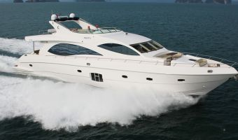 Моторная яхта Majesty Yachts Majesty 88 для продажи