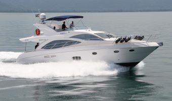 Bateau à moteur Majesty Yachts Majesty 56 à vendre