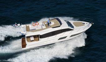 Bateau à moteur Majesty Yachts Majesty 48 à vendre