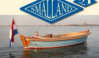 Tender Smalland Sloep 21 in vendita